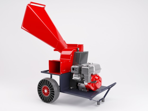 Le broyeur des végétaux, une machine idéal pour le broyages des végétaux et branches