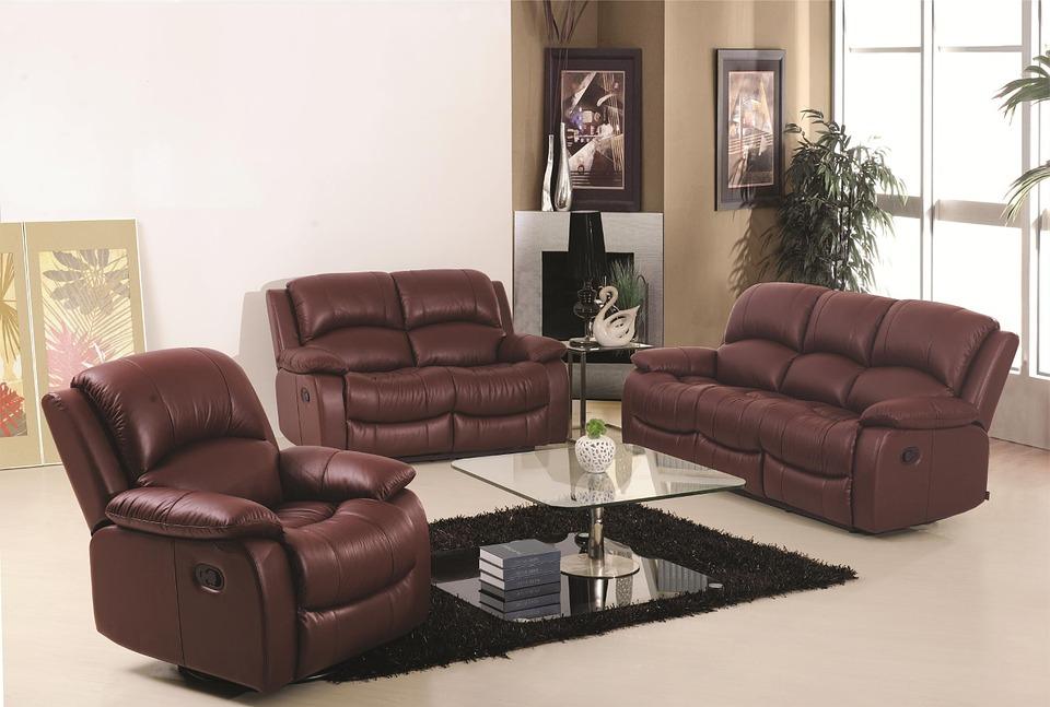 Conseils pour le choix des meubles de salon en cuir