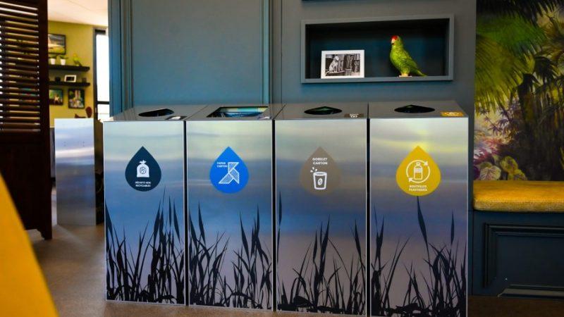 Améliorer le tri des déchets en entreprise: C'est possible