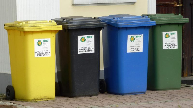 Pourquoi faire un tri des déchets ?